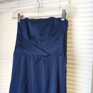 Banana Republic Dress Navy Sz 0